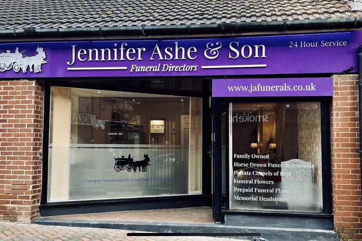 Jennifer Ashe & Son Funeral Directors, Hednesford