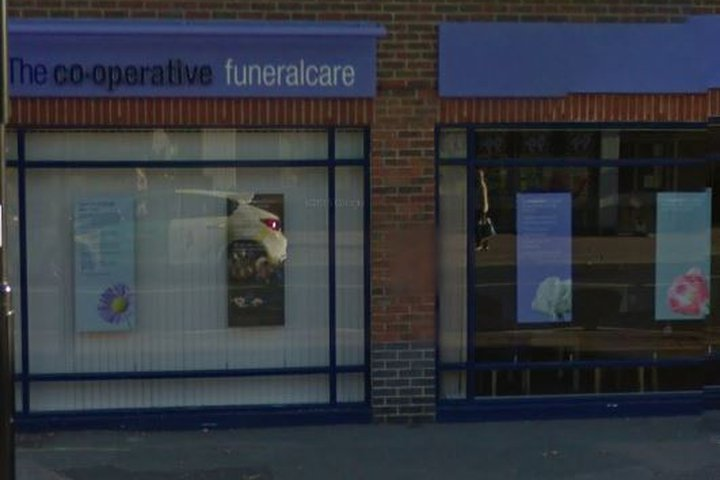 Co-op Funeralcare, Haywards Heath
