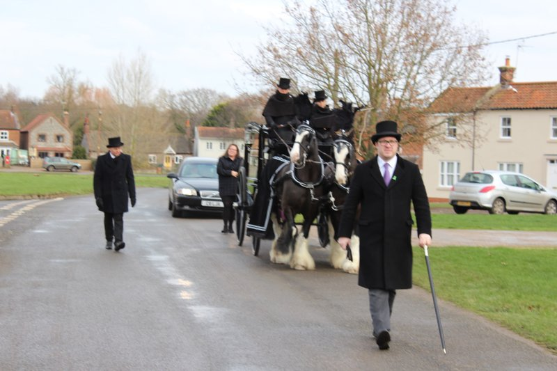 Cromer & District Funeral Services, Norfolk, funeral director in Norfolk
