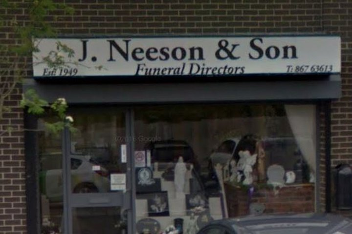 J Neeson & Son Funeral Directors & Memorial Co