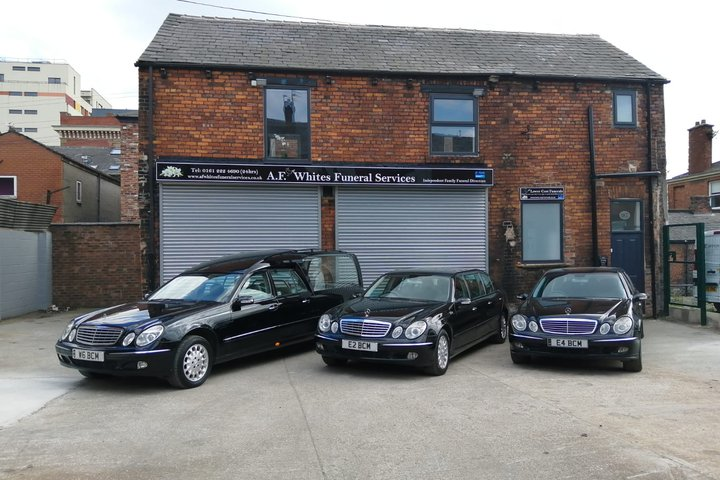 A.F Whites Funeral Services, Ashton Under Lyne