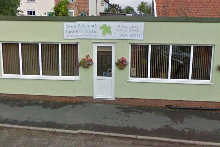 Susan Whymark Funeral Service Ltd, Harleston