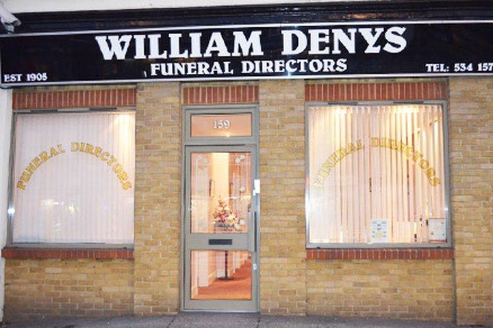 William Denys Funeral Directors, Stratford