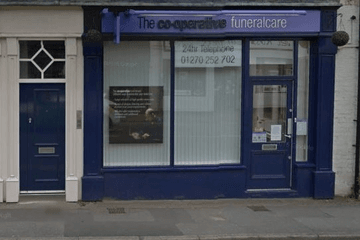 The Co-operative Funeralcare, Crewe Mill St