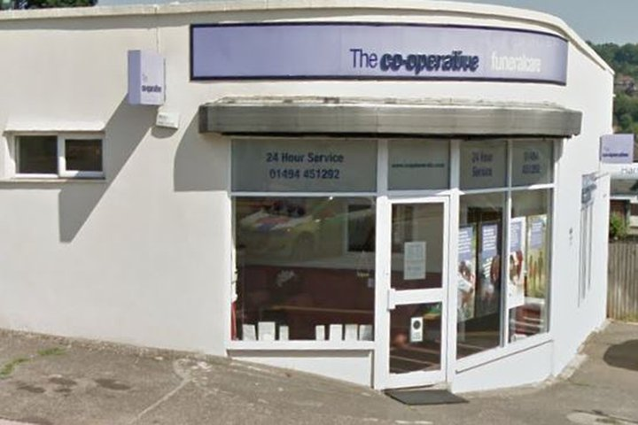 Co-operative Funeralcare (Midcounties), High Wycombe