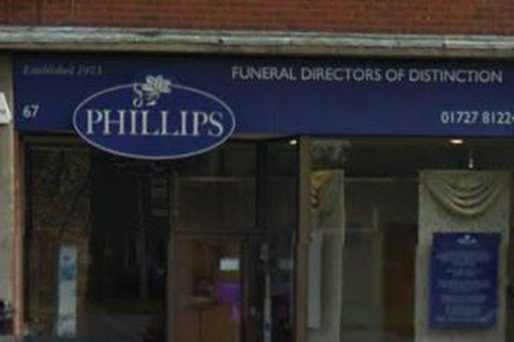 Phillips Funeral Directors, Marshalwick