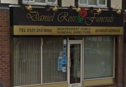 Daniel Ross Funerals Ltd