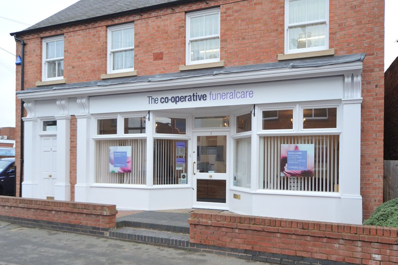 The Co-operative Funeralcare Countesthorpe, Leicester, funeral director in Leicester