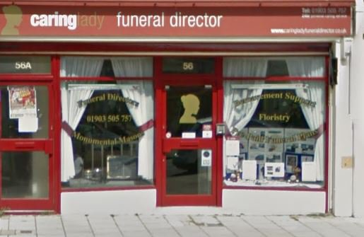 Caring Lady Funeral Directors, Worthing Goring Rd
