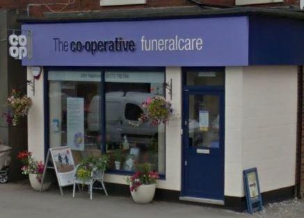 Co-op Funeralcare, Penwortham
