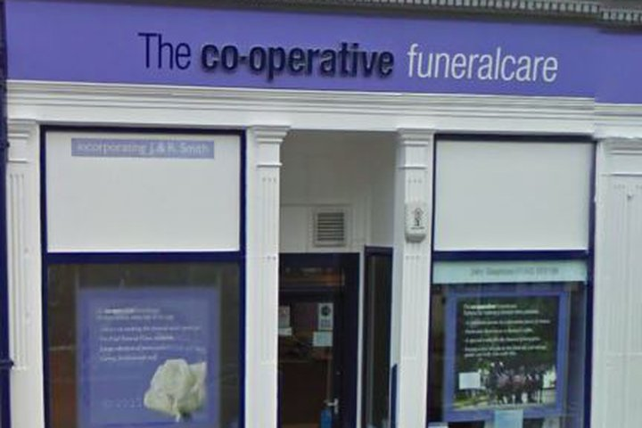 Co-op Funeralcare, Beith