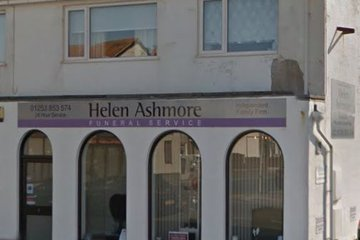Helen Ashmore Funeral Service