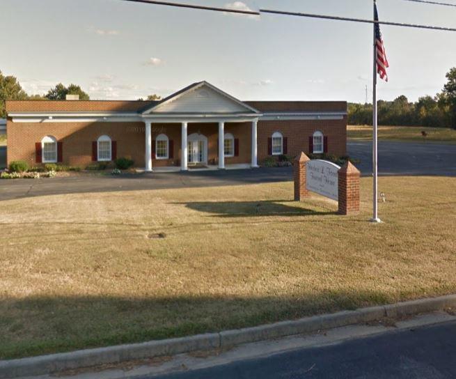 Herbert L Farrar Funeral Home South Hill Va Funeral Zone