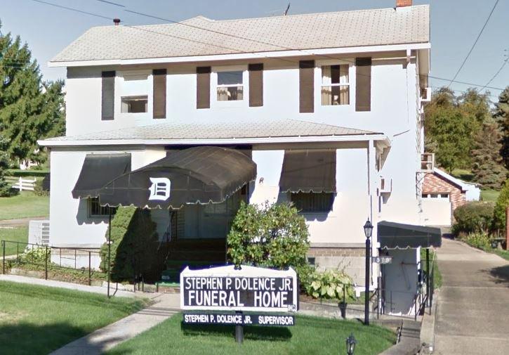 Stephen P Dolence Jr Funeral Home, Renton
