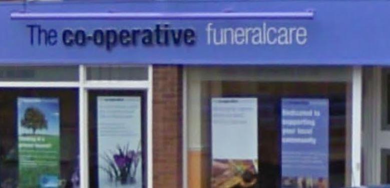 Co-operative Funeralcare (Midcounties), Wombourne