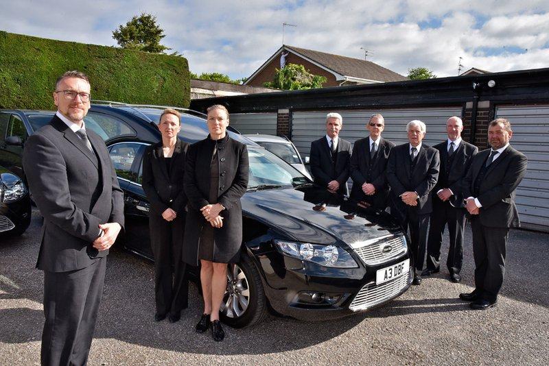 Dean Bros (Formby) Ltd, Merseyside, funeral director in Merseyside