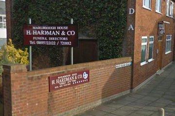 H Hardman & Co, Witham Rd