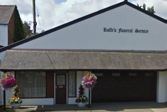 Rolfe's Family Funeral Service