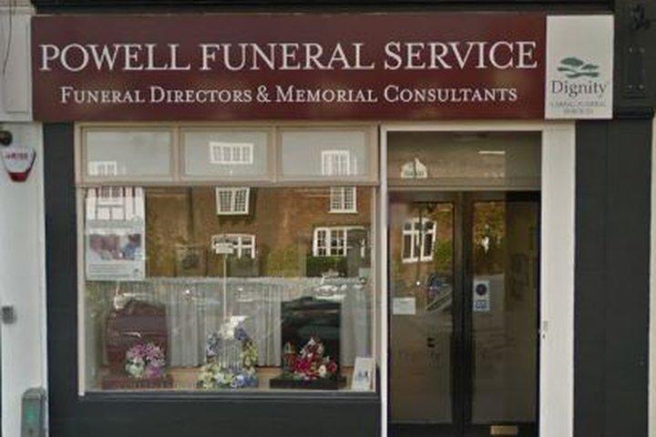 Powell Funerals Directors, Ware