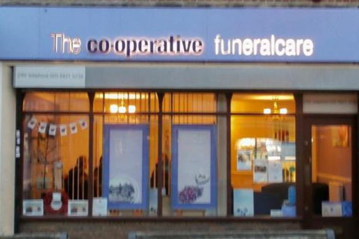 Co-op Funeralcare, South Oxhey