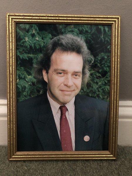 Nigel John Luffman