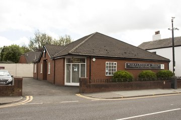 Middleton & Wood Funeral Directors, Borsdane House