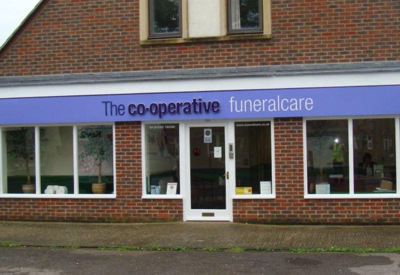 Co-operative Funeral Service, Chichester