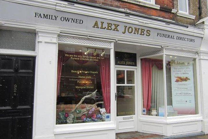 Alex Jones Funeral Directors Ltd, Oxted