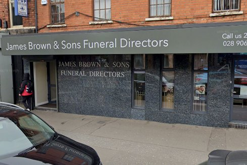 James Brown & Sons Funeral Directors, Lisburn Rd