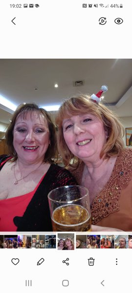 Our last works Christmas party.  Such a beautiful lady xxx