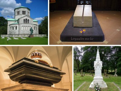 10 fascinating graves of famous Brits