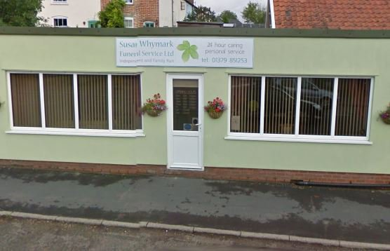 Susan Whymark Funeral Service Ltd, Harleston, Norfolk, funeral director in Norfolk
