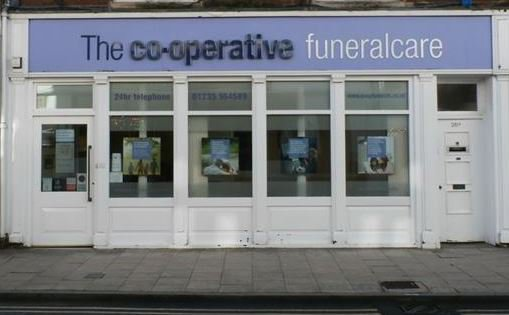 Co-operative Funeralcare (Midcounties), Didcot