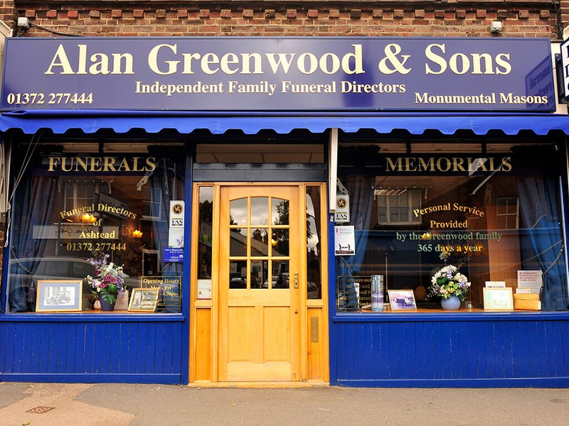 Alan Greenwood & Sons Ashtead