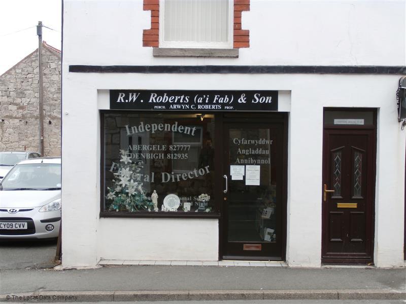 RW Roberts & Son, Abergele
