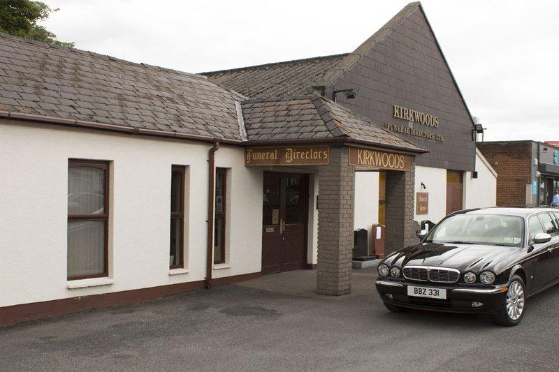 Kirkwoods Funeral Directors, Knock, County Antrim, funeral director in County Antrim