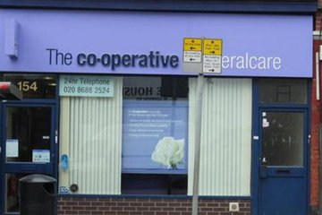 The Co-operative Funeralcare, Croydon London Rd