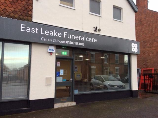 East Leake Funeralcare, Nottinghamshire, funeral director in Nottinghamshire