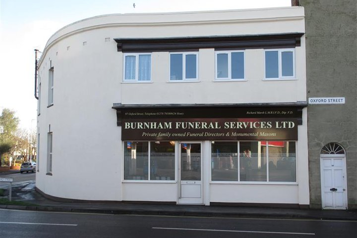 Richard Marsh Funeral Services