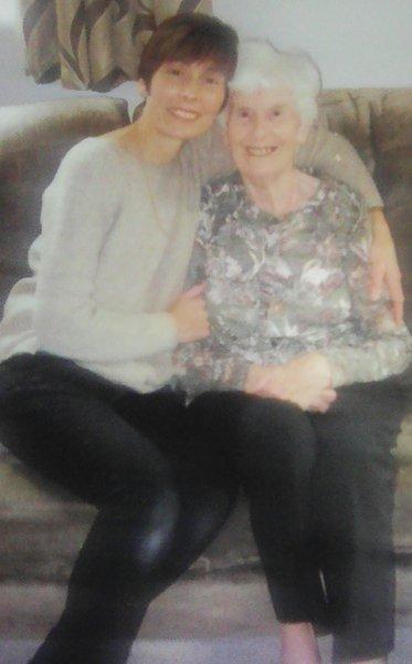 My wonderful Mum x