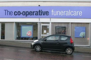 The Co-operative Funeralcare, Cumnock