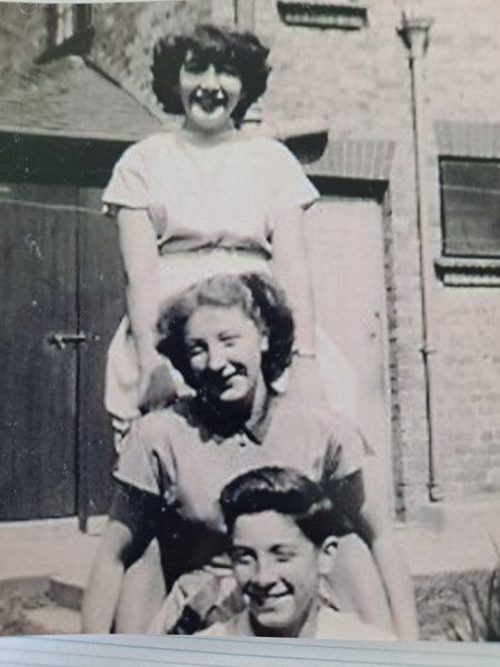 Margaret, Sue & Jim