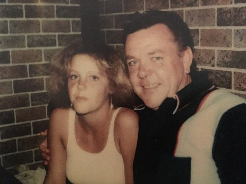 Dad, I will alway's cherish this photo of us.When we spoke last you asked me what I wanted for chrissie? I told you I only wanted you to get better ?The times we spent together I will hold in my heart forever . I love you dad ? and I know you loved me