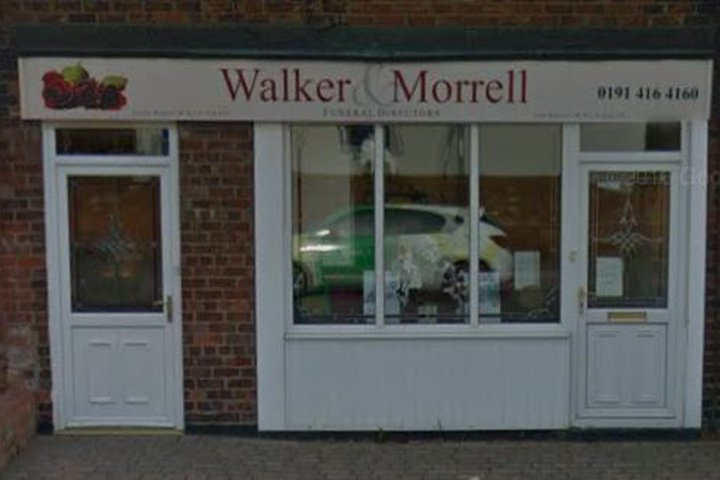 Walker & Morrell Funeral Directors, Washington