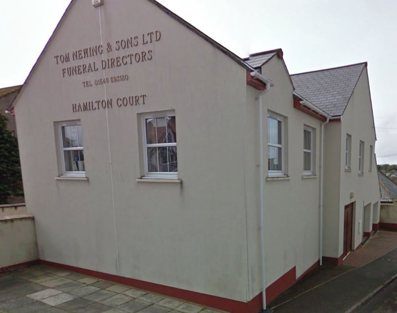 Tom Newing & Sons Ltd
