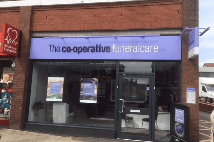 The Co-operative Funeralcare, Northfield