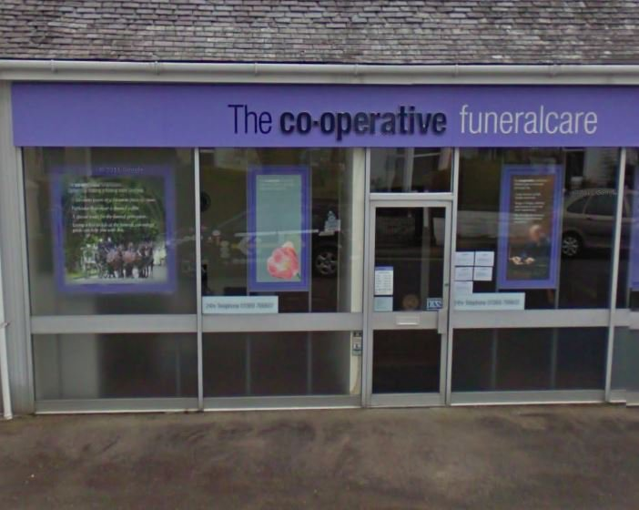 Co-op Funeralcare, Argyll