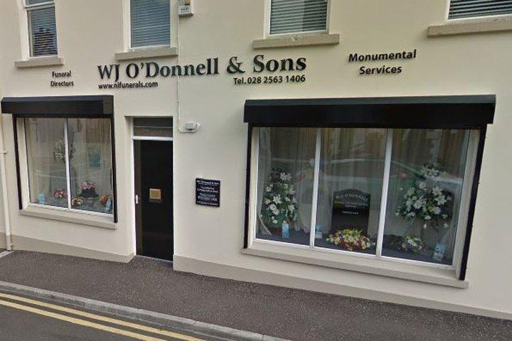 WJ O'Donnell & Sons, Ballymena