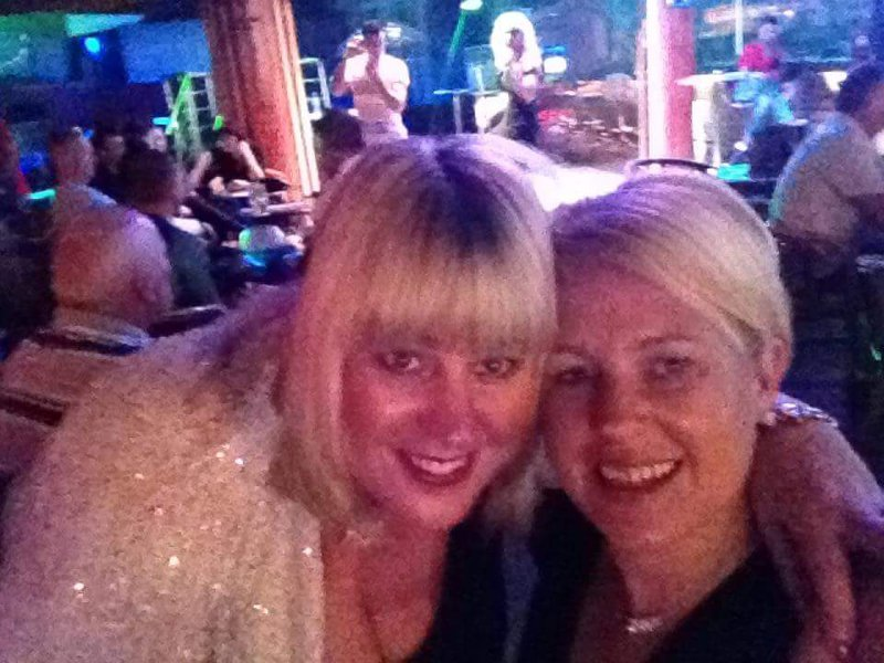 Good times with you Wend and Jo in Turkey. Dancing in Time Out, boat trips, Fetiye fish restuarant and us trying our fur coats on amongst many more memories that will last forever 💛x love Jenny 💛x