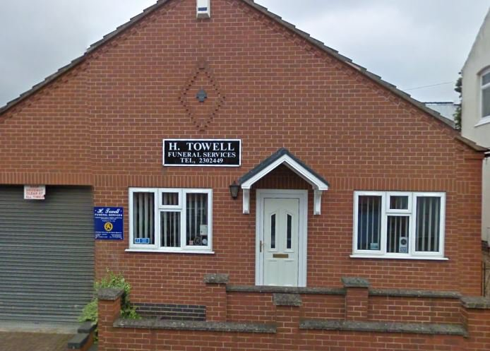 H Towell Funeral Directors, Mountsorrel